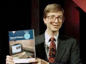 Bill Gates Motivazioni