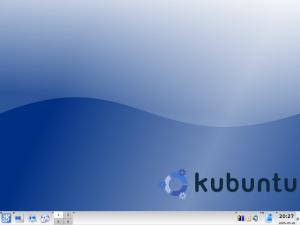 Kubuntu Linux