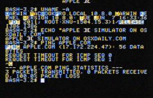Retro X ScreenSaver