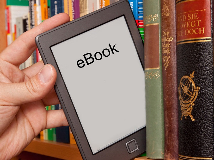 Best ebook reader kindle