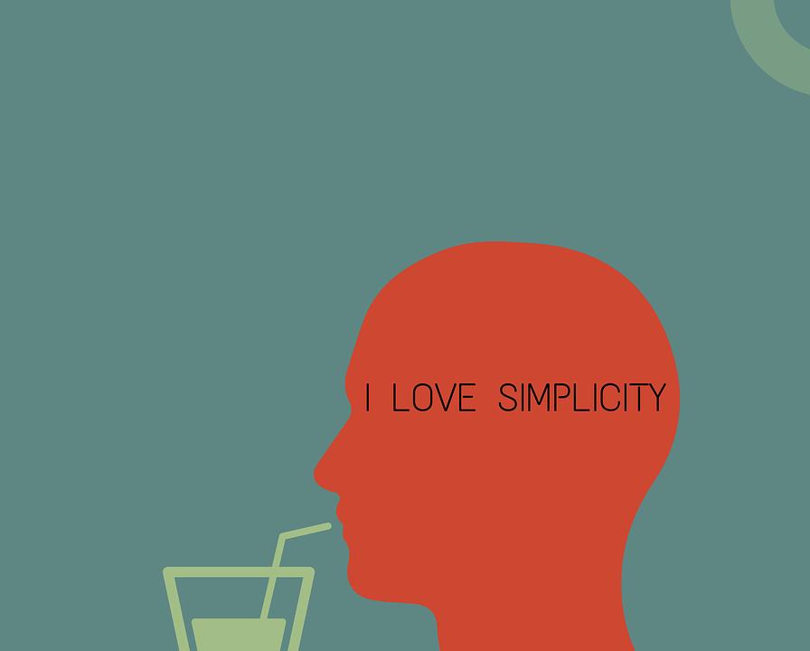 Semplicità e minimalismo