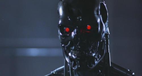 Terminator e darknet