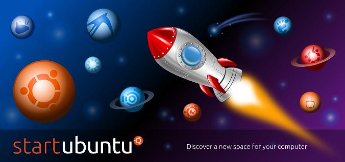 Start Ubuntu