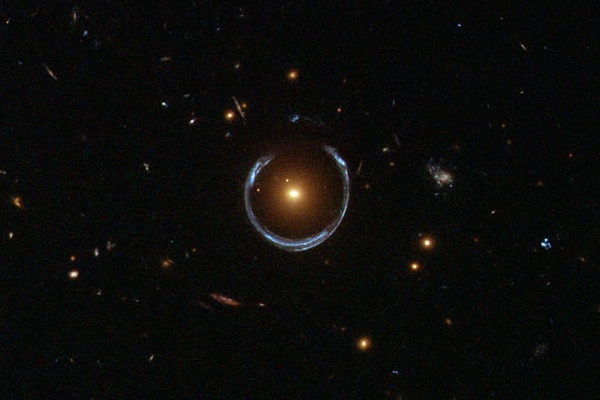 Effetti della curvatura galattica