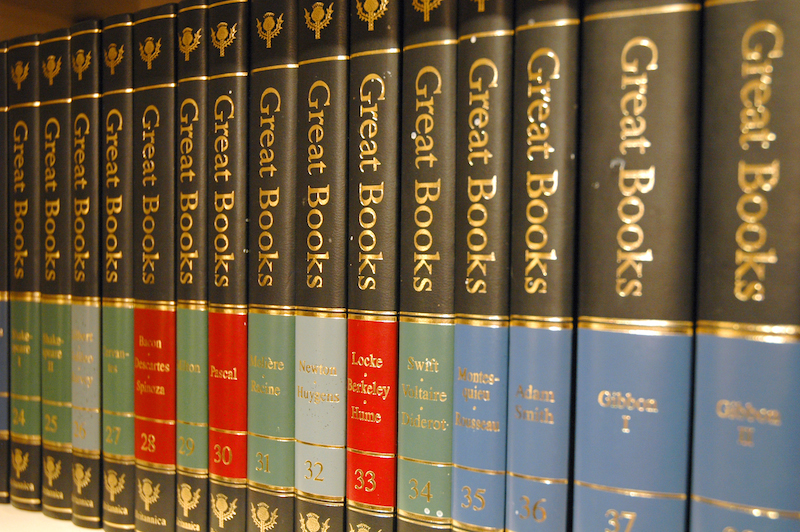 Grandi libri, grandi autori - Sfondi desktop libri