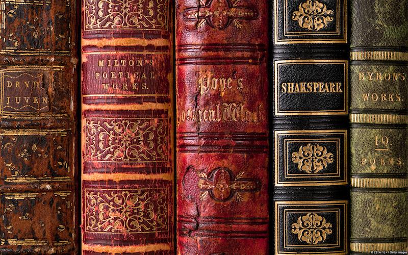 Libri di poesie - Sfondi desktop libri