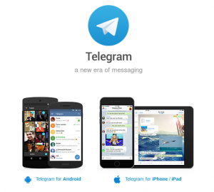 Telegram è multi-piattaforma