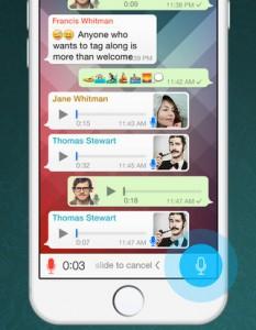 WhatsApp è il sistema più diffuso