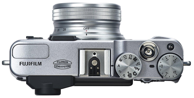 Fujifilm X20 - Fotocamera Digitale dotata di Zoom