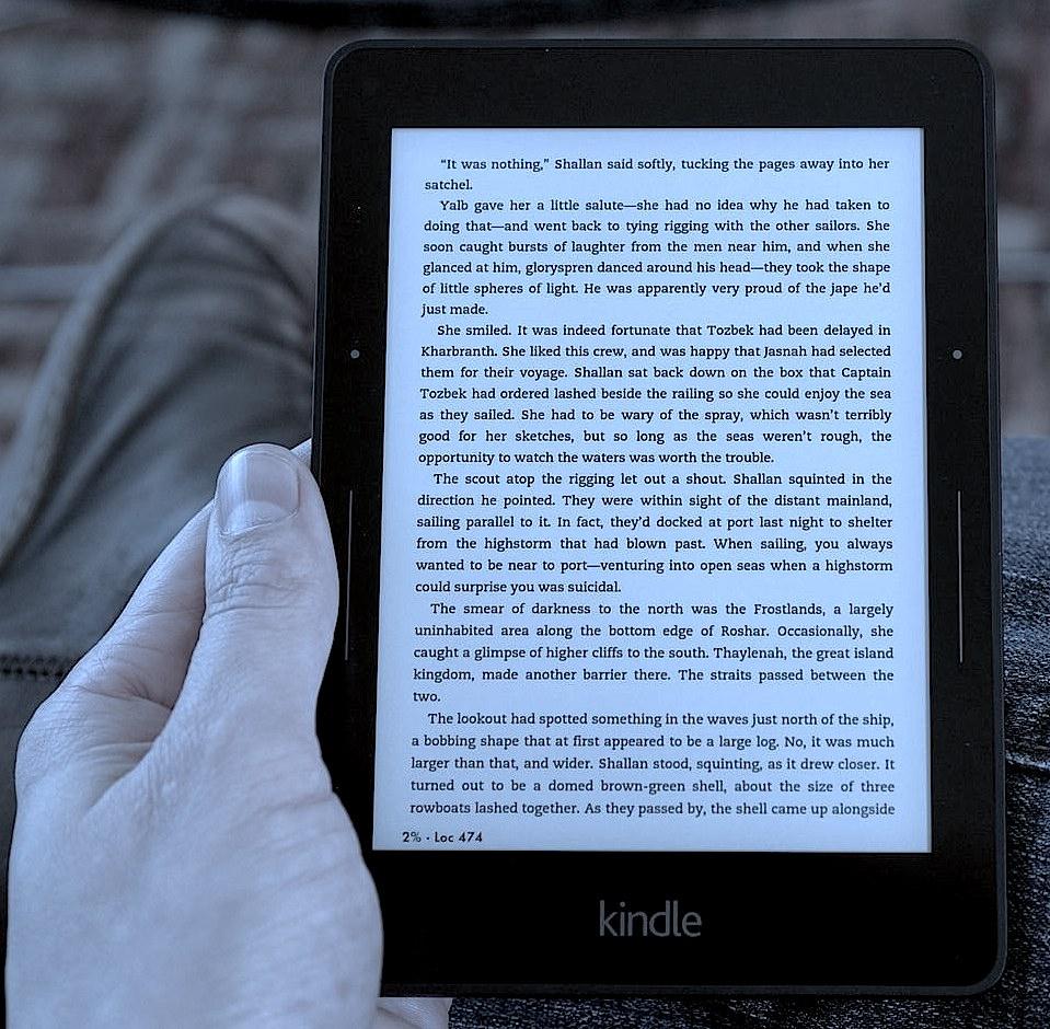 Il nuovo Kindle Touch. Il miglior dispositivo elettronico per la lettura