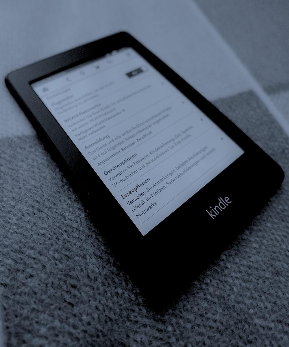 Nuovo Kindle a schermo touch - Con o senza offerte speciali
