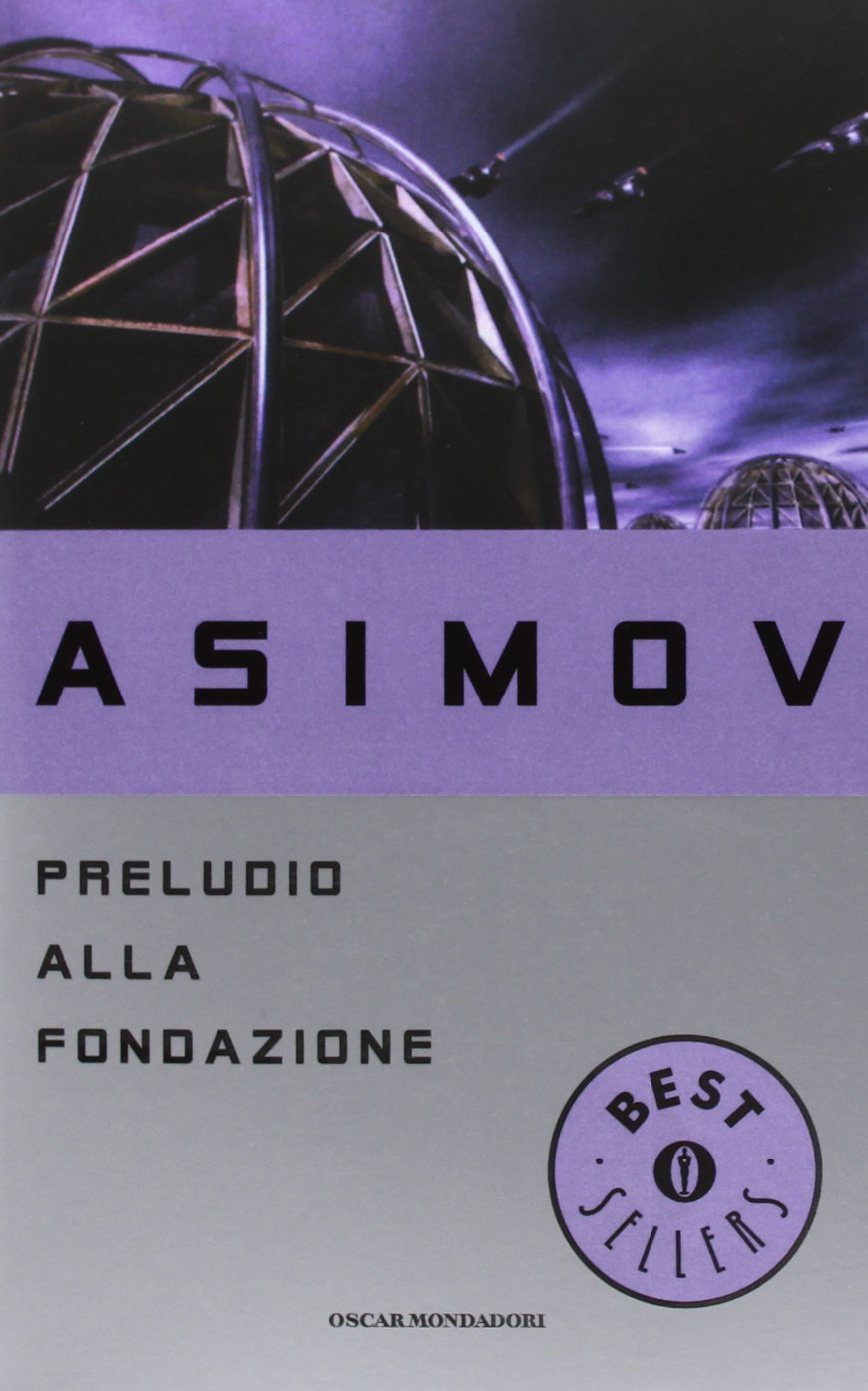 Preludio alla fondazione di Isaac Asimov