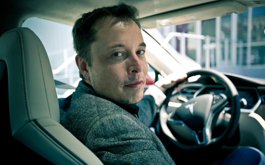 Elon Musk - Una mente brillante