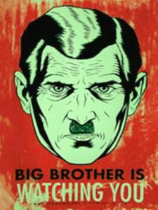 Grande fratello - 1984 - G. Orwell