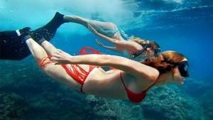 GoPro. Video anche sott'acqua