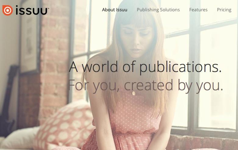 Le riviste di ISSUU sul browser e nelle app