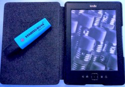 Evidenziare su Kindle tradizionale