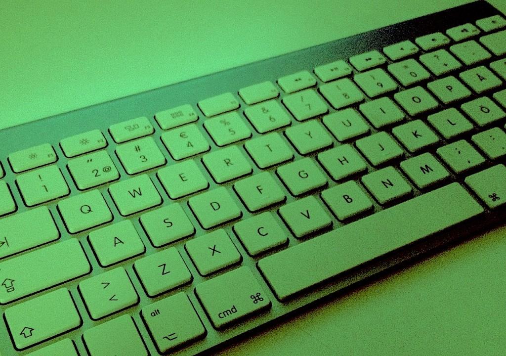 La tastiera wireless apple non funziona