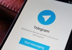Telegram su Android