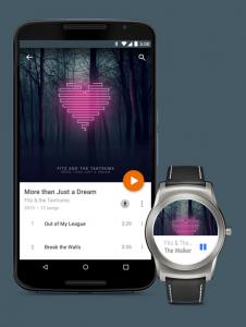 Lo smartwatch è perfetto abbinato al telefono
