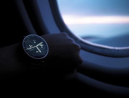 Lo smartwatch è utile e dilettevole