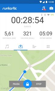 Le applicazioni per Android dedicate al fitness