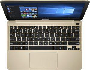 Bello, talmente bello da far concorrenza al MacBook e un ottavo del costo. È Asus E200HA