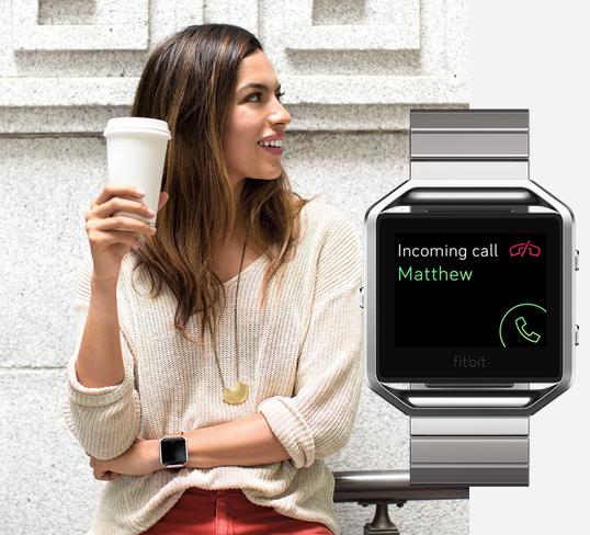 Alcuni activity tracker possono fungere anche da smartwatch