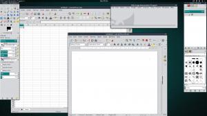 Ufficio e grafica senza problemi grazie al software libero