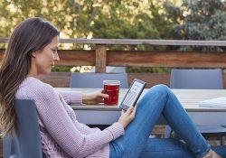 Kindle è l'ideale per gli amanti della lettura e del relax