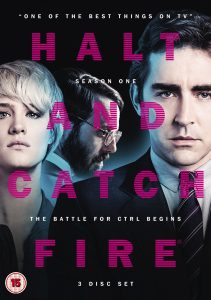 Halt and Catch Fire. Una serie che trasporta direttamente agli albori dell'informatica