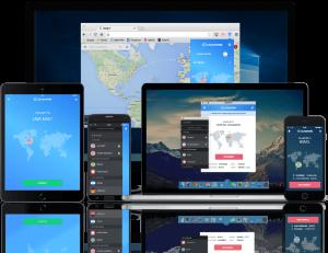 Una VPN è l'ideale per la sicurezza ovunque e da qualunque dispositivo