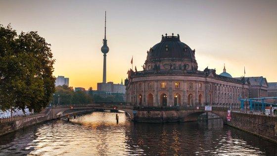 Berlino. Le mille facce di una città in continuo divenire