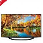 """LG 43UH620V è uno Smart TV LED Ultra HD da 43"""" con una risoluzione quattro volte superiore rispetto a un tradizionale TV Full HD che offre colori naturali ed incredibili dettagli per un'esperienza visiva unica."""