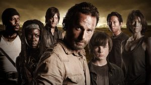 The Walking Dead. La serie in assoluto più vista via streaming
