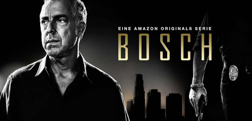 Bosch. Una delle serie TV originali Amazon visionabili con Prime Video