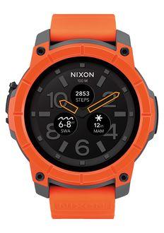 Nixon The Mission - Un orologio senza paura e adatto agli sport estremi