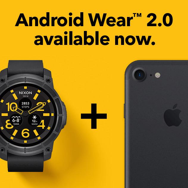 Android Wear 2.0 - Tracciamento delle attività, ricerca vocale, controllo gestuale, musica e molto altro