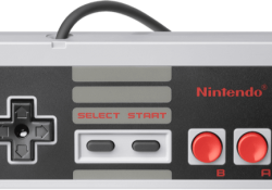 Nintendo Classic Mini: Controller