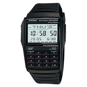 Il compagno elettronico perfetto per ogni Nerd o Geek. Il Casio Databank DBC-32-1A