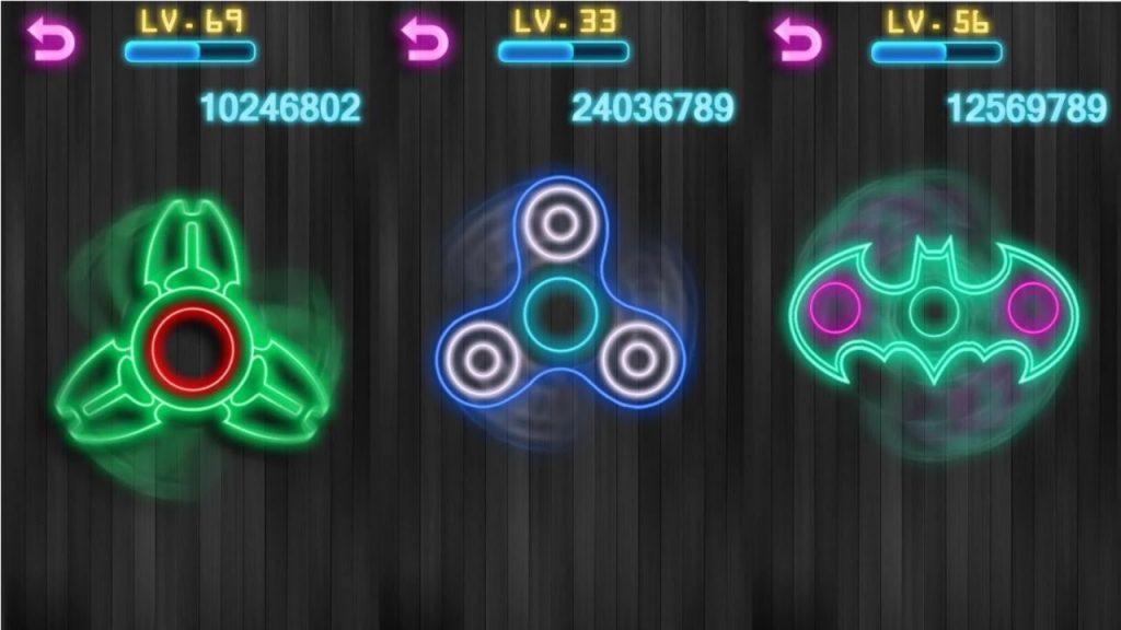 Fidget Spinner - Per caso, v ricorda qualcosa questo giroscopio fluorescente?