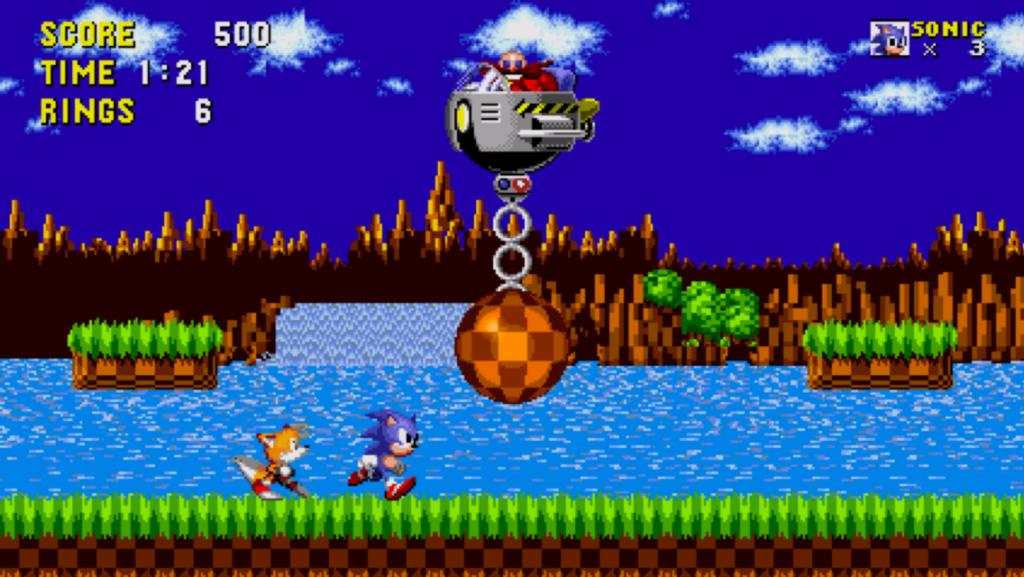 Sonic The Hedgehog - Un grande classico di SEGA rivisitato per le piattaforme mobile