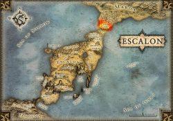 Morgan Rice e il regno di Escalon