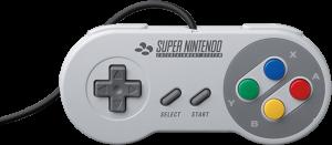SNES. I mitici controller del Super Nintendo
