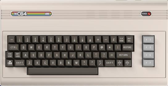 Tastiera C64
