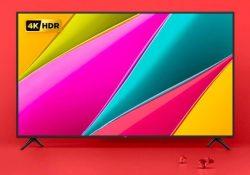 Mi TV 4A da 50 pollici: 4K e sistema Mi TV