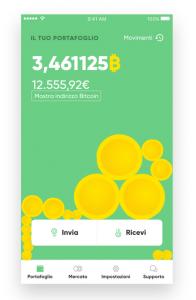 Bitcoin in tempo reale e ovunque tu sia grazie a Conio