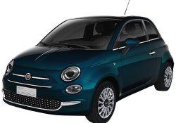 Noleggio a lungo termine Welcome Kit - Fiat 500
