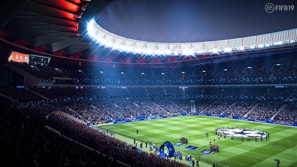 EA SPORTSTM FIFA 19 offre un'esperienza da campioni, dentro e fuori dal campo