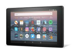 Amazon Fire HD 8 dispone di uno schermo da 8 pollici ad alta definizione